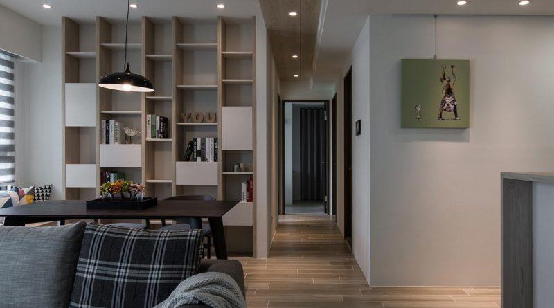 【家的表情】 /竹北室內設計