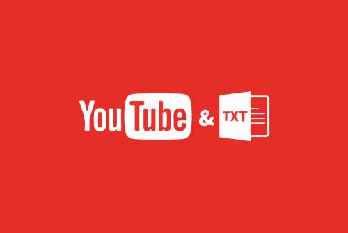 Youtube簡單快速下載字幕檔
