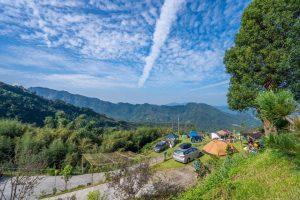 苗栗泰安花石間景觀露營區,露營地,風景
