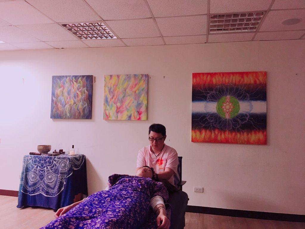 靈予煥彩 療癒中心,靈氣 療癒