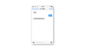 Messenger聊天對話產生器-01